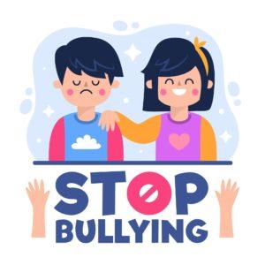 Stop al bullismo